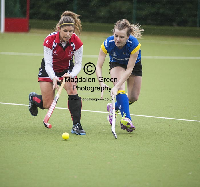 Varsity 2015 - Ladies Hockey  University of Dundee versus Univer