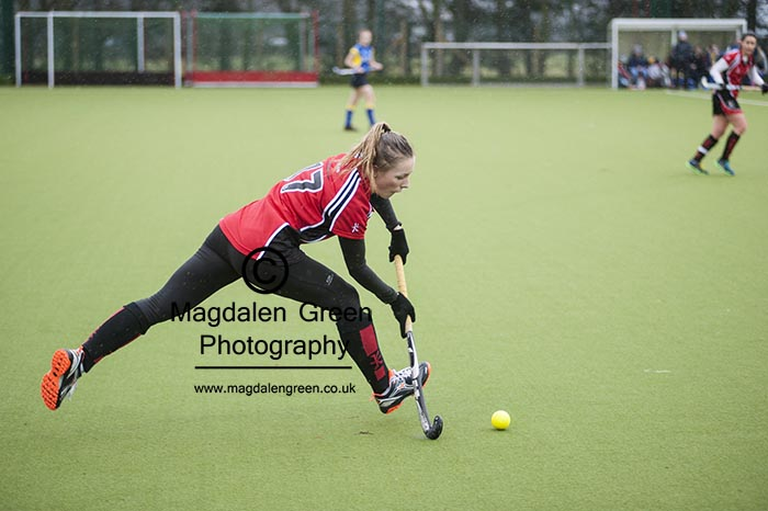 Varsity 2015 - Ladies Hockey University of Dundee versus University of Abertay