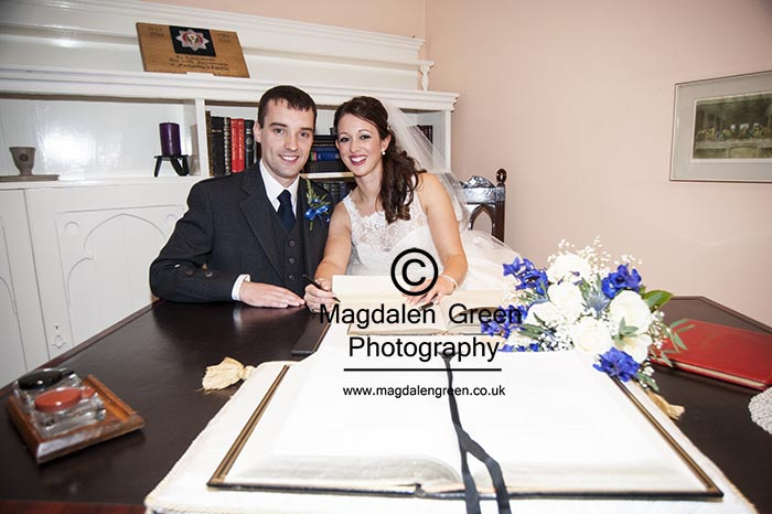 Andrew and Gemma - Wedding - Piper Dam - by Dundee Scotland