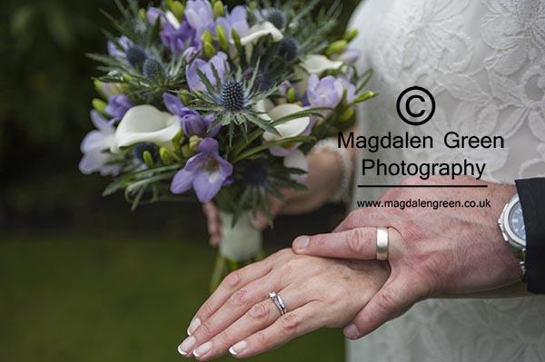 Gillian & Neil Wedding - Station Hotel Carnoustie August 2015