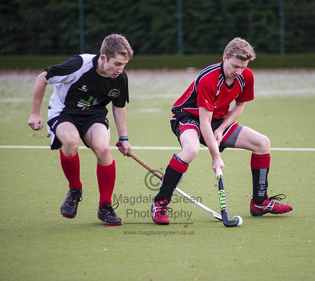 Image of Dundee University Men's Hockey Club versus Aberdeen Granite City