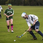 Image of players from International Shinty at St Andrews